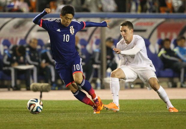 Japan 4-2 New Zealand: Kagawa on target in six-goal thriller