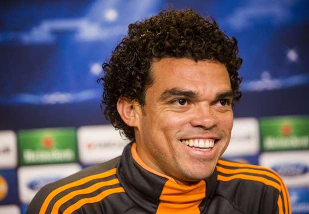 Die Bayern sind noch keine komplette Mannschaft, meint Pepe