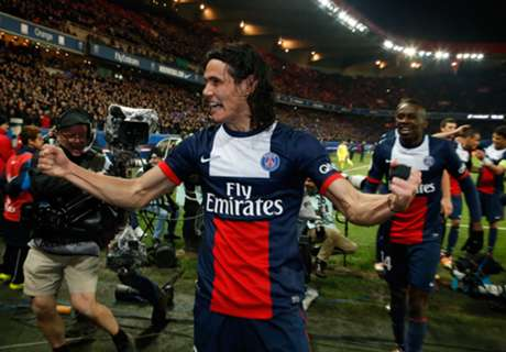 PSG to resist EPL interest in Cavani