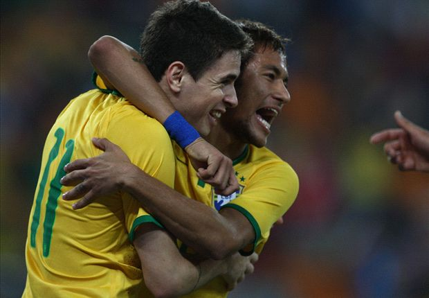 South Africa 0-5 Brazil: Neymar nets hat-trick as Selecao stroll