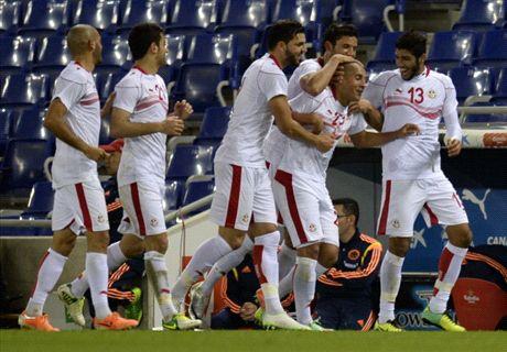 Résumé de match, Egypte-Tunisie (0-1)