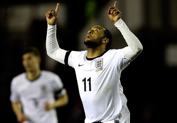 England Under-21s 1-0 Wales Under-21s: Redmond strike the difference