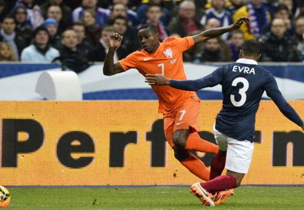Promes debuteerde eerder deze week voor Oranje