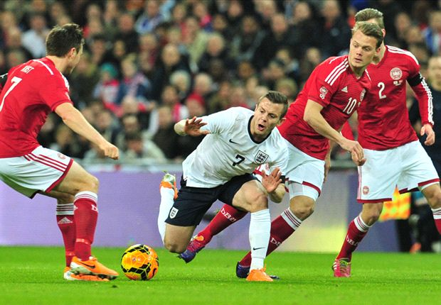 Wilshere: England do not lack technical ability