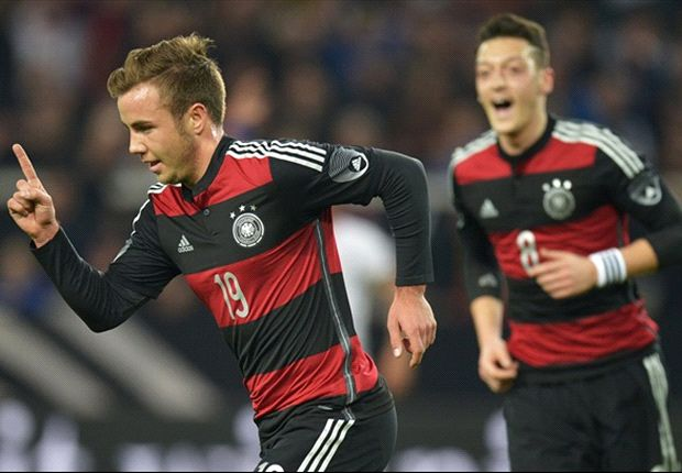 Germany 1-0 Chile: Gotze strike makes difference for Die Mannschaft