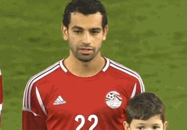 Mohamed Salah - Egypt - Chelsea