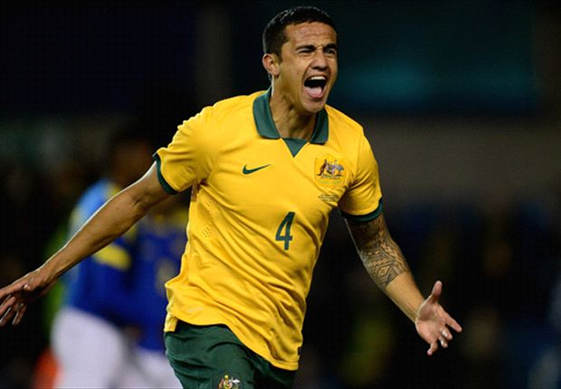 Socceroo record-breaker Tim Cahill: Defeat nothing to be ashamed of