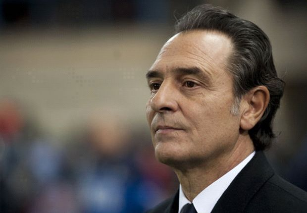 Prandelli: I'm not leaving before World Cup