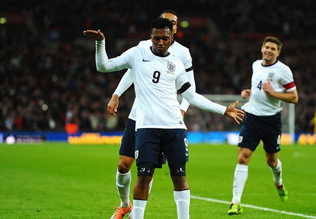 England 1-0 Denmark: Sturridge heads late winner
