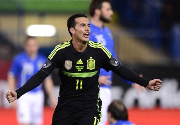 Laporan Pertandingan: Spanyol 1-0 Italia