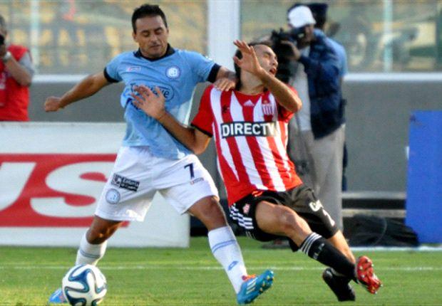 El Pincha viene de empatar con Belgrano.