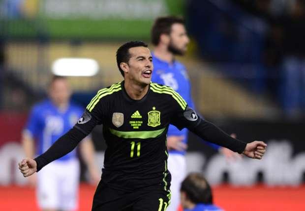 España redondeó una buena prueba ante Italia