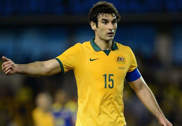 Postecoglou, Jedinak take positives from 'heartbreaking' Socceroos loss