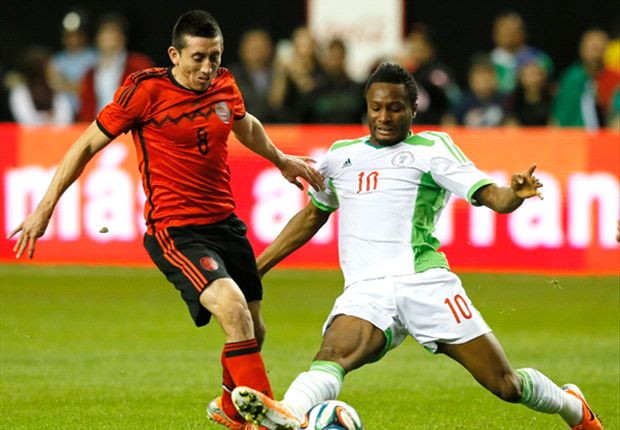 Moses & Uchebo impress as solid Nigeria draw with Mexico