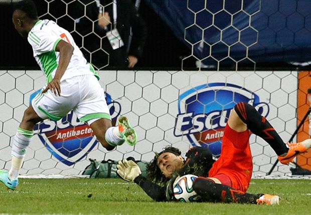 Mexico 0-0 Nigeria: Goalkeeping trio prove unbeatable