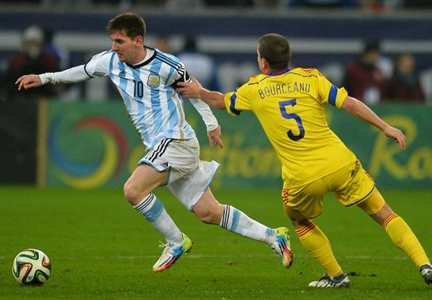 Ossie Ardiles: Supernatural Messi will have an amazing World Cup