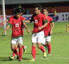 Duel Pemain Kunci Indonesia U-23 - Korut U-23