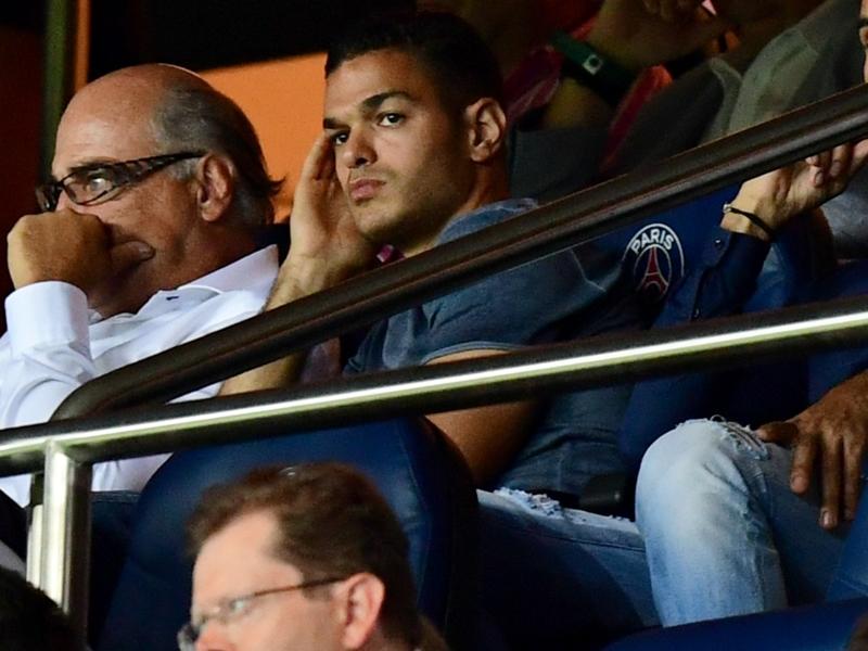 """PSG, Hatem Ben Arfa reste """"déterminé"""""""