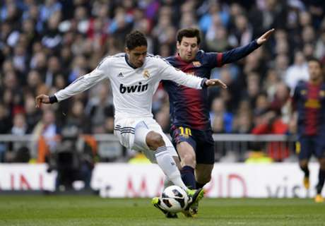 Mourinho: Varane the best defender in the world