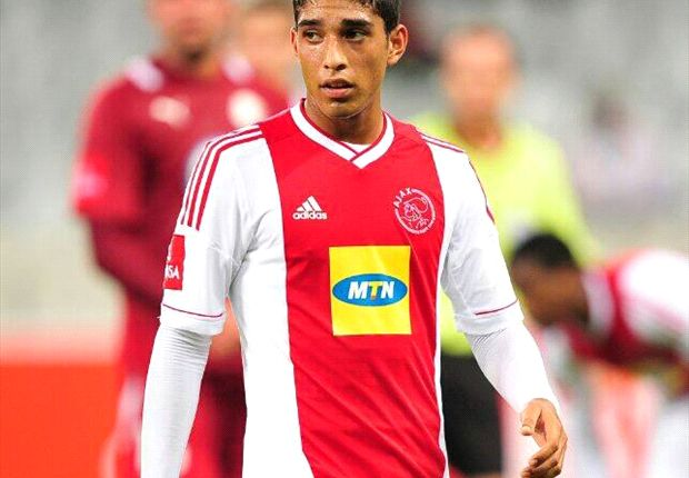 Travis Graham, Ajax Cape Town, March 2014