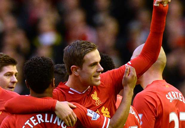 Henderson hopes Liverpool form will earn World Cup place