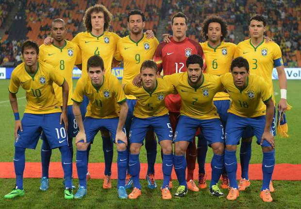Brazil stays ninth in FIFA Rankings
