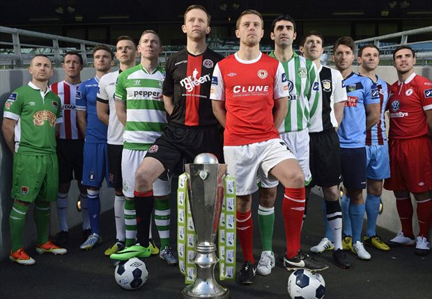 The 2014 SSE Airtricity League of Ireland season on Goal
