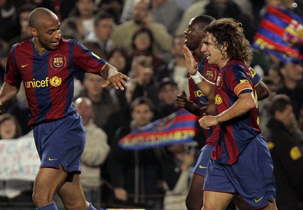 Puyol would be welcome in the USA, says Henry