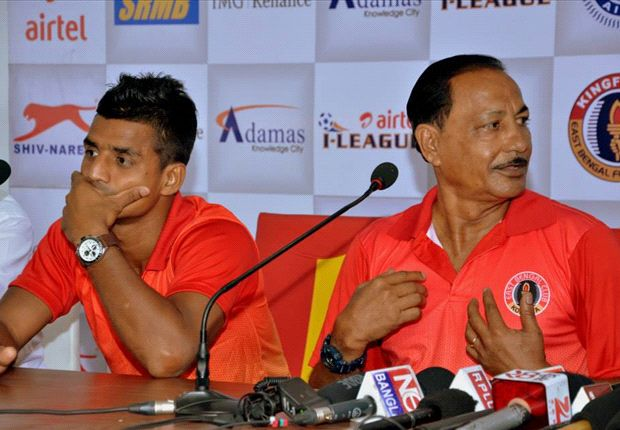Colaco is widely favoured to be in charge of East Bengal