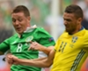James McCarthy & Darron Gibson remain sidelined for Everton