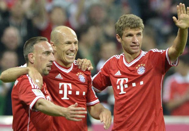 In Numbers: 119 goals, 49 games unbeaten - Bayern Munich's remarkable records