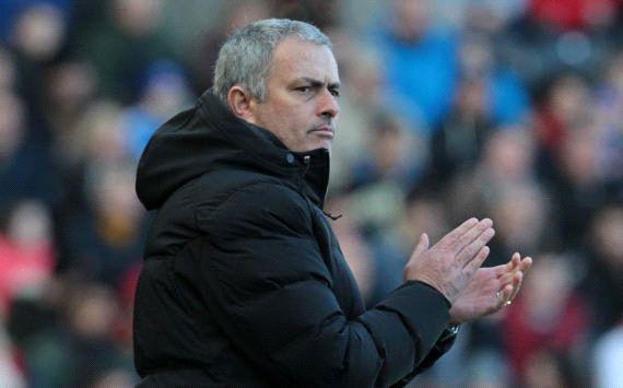 Jose Mourinho, FC Chelsea vs Hull, EPL, 011114