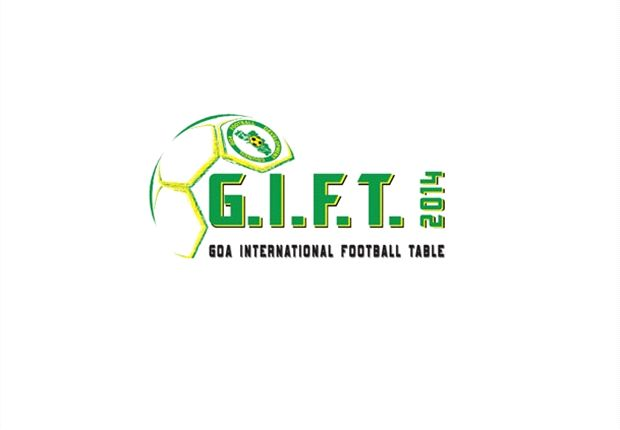 GFDC's Goa International Football Table (GIFT) 2014
