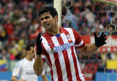 Costa's Madrid derby yellow card appeal fails