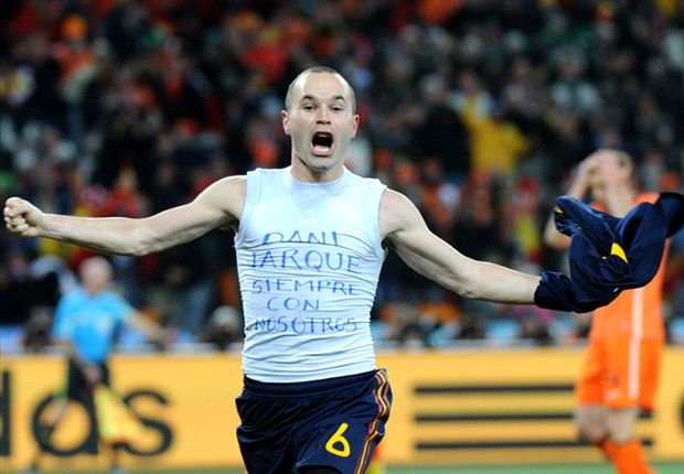 Iniesta, Donovan & more: Vote for your favourite World Cup 2010 moment
