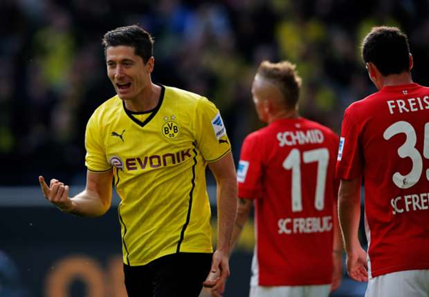Freiburg - Borussia Dortmund Preview: Lewandowski a doubt as Klopp's men face freefalling hosts