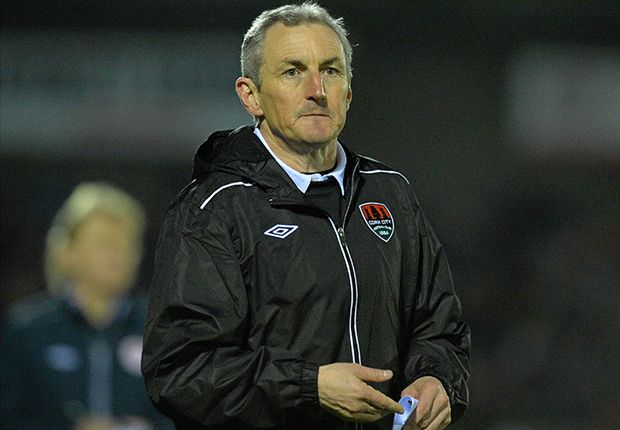 'The crowd was fantastic' - John Caulfield praises 5,000 strong Turner's Cross attendance