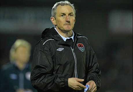 Cork City 4-0 Limerick: Shannonsiders no match for Munster rivals