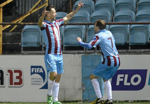 Drogheda United 4-1 Dundalk: Lillywhites defeated by dominant Drogs