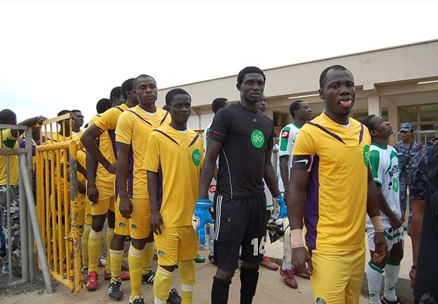 Medeama beaten by AC Leopards in first leg of CAF Confed. Cup Play-off