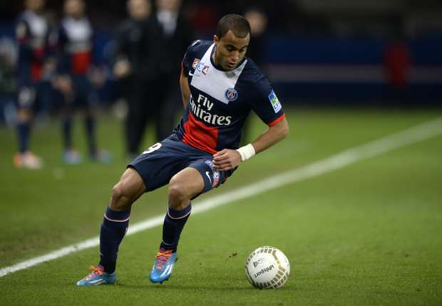 Lucas Moura does not regret PSG move