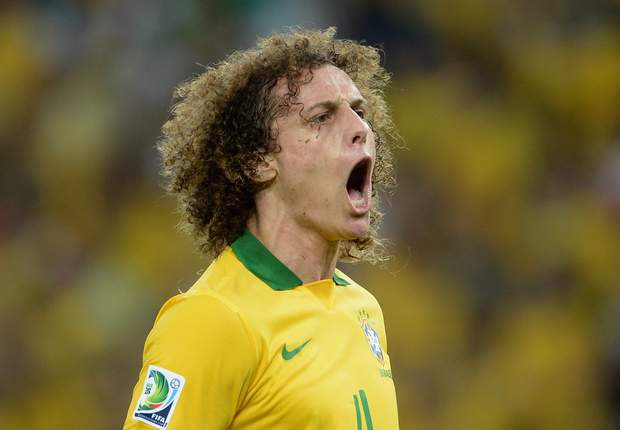 David Luiz: What do I have to be scared about?