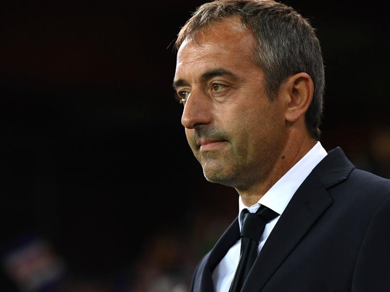 Cagliari battuto, Giampaolo esulta: Un premio per chi ha giocato meno