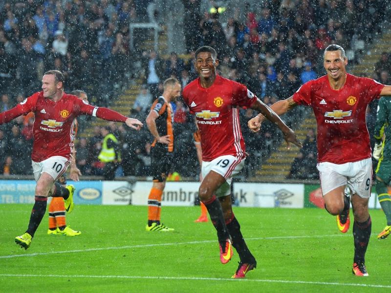 """Manchester United, Rashford : """"Je veux marquer plus"""""""