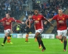 In der Jugendmannschaft von Manchester United spielte Rashford bereits häufiger als Zehner