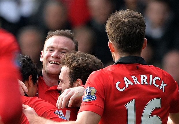 West Brom 0-3 Manchester United: Jones, Rooney & Welbeck lift champions to sixth
