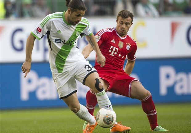 Bayern op tijd wakker tegen Wolfsburg