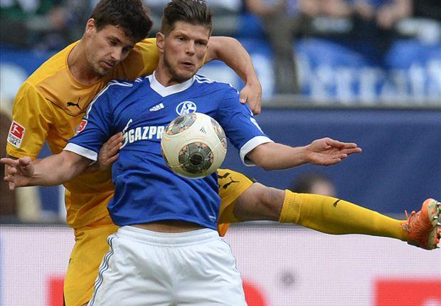 Hattrick Huntelaar bij ruime zege Schalke
