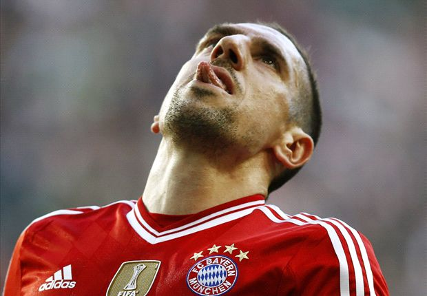 Ribery: Bayern season will be a failure without cup win