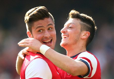 Wenger hails 'regenerated' Ozil as Arsenal reach Wembley